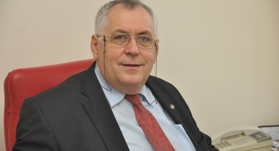 FOTO: Emil Drăghici, preşedintele Asociaţiei Comunelor din România.